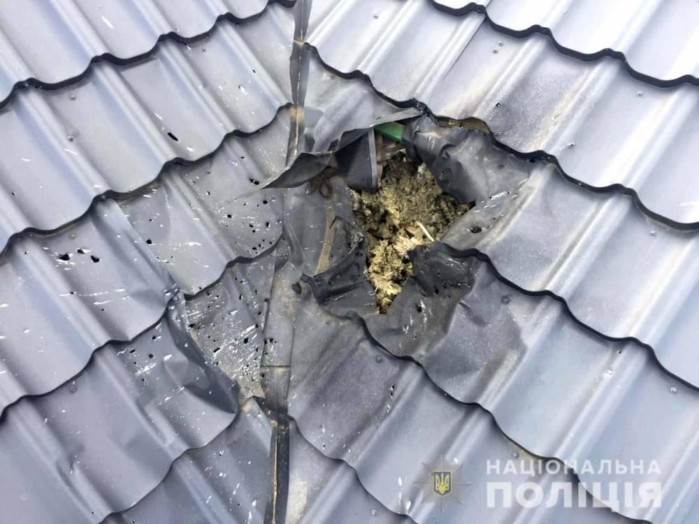 В Ровно в дом главы управления здравоохранения Ровенской ОГА бросили гранату