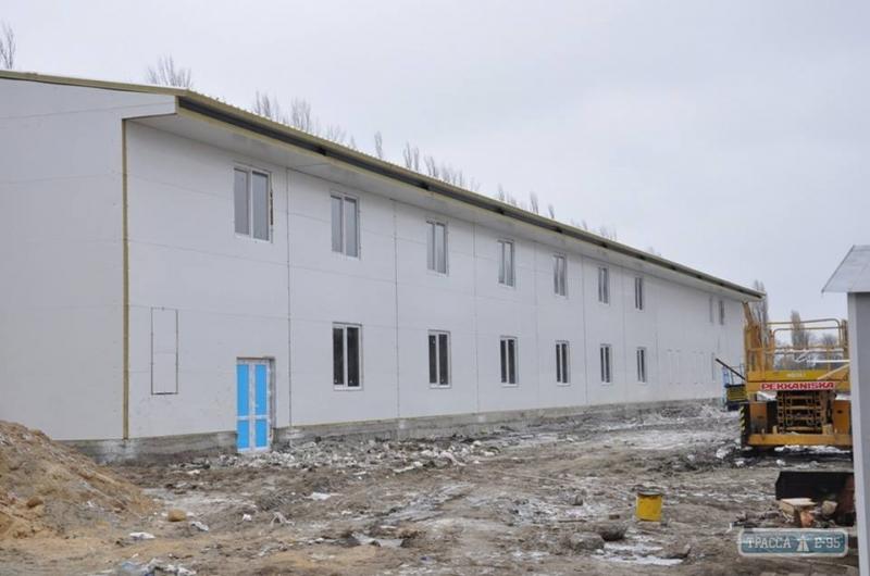 Госаудитслужба подтвердила хищения на 50 млн гривен при постройке казарм на юге Украины