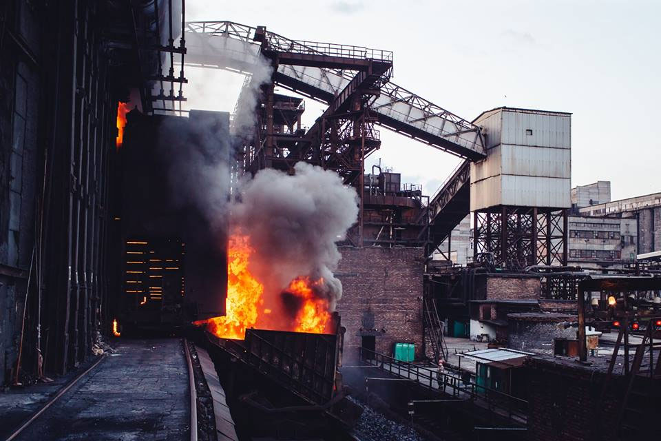 Отравление газом: двое сотрудников Авдеевского коксохимического завода в реанимации
