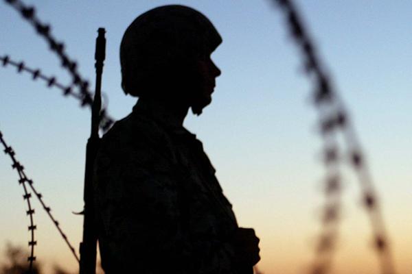 В Бердянске солдат покончил с собой на кладбище