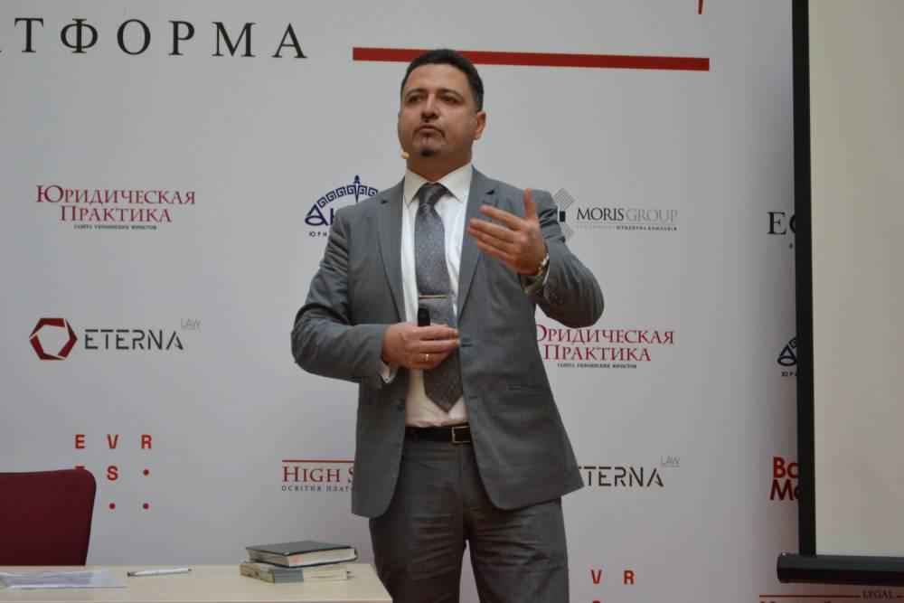 Главный юрист АМКУ стал замом гендиректора «Укроборонпрома»