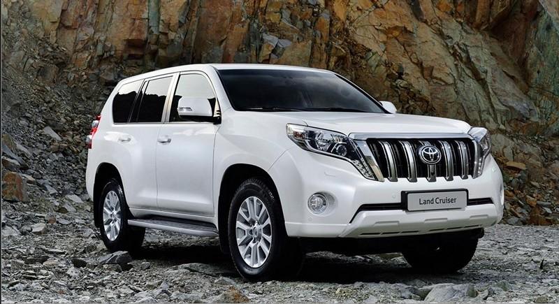 «Украгролизинг» пополнил свой автопарк двумя внедорожниками Toyota Land Cruiser