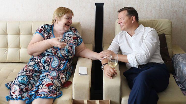 Мать Ляшко купила еще одну квартиру и участок земли