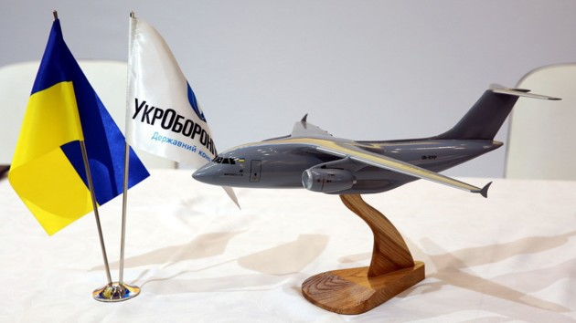 МВД будет покупать украинские самолеты