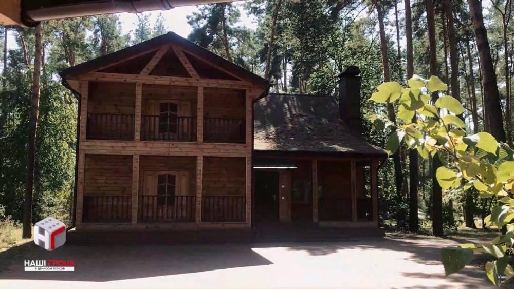 «Хатки пенсионеров»: реабилитационный центр в Конча-Заспе стал элитным поселком таможенников