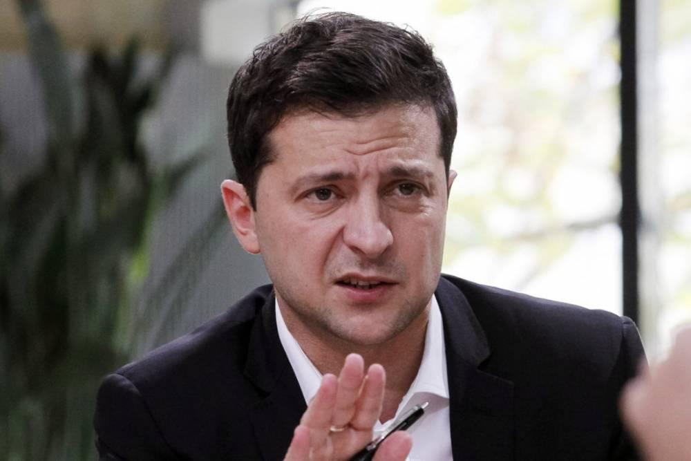 Зеленский поручил урезать расходы на содержание чиновников