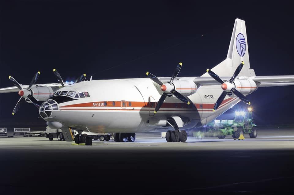 Авиакатастрофа под Львовом: Госавиаслужба запретила авиакомпании поднимать самолеты в воздух
