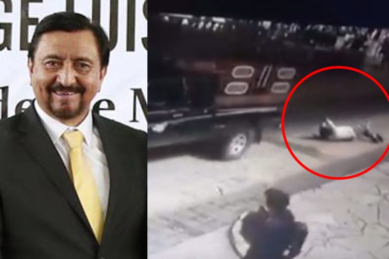 В Мексике мэра протащили по городу из-за обмана избирателей