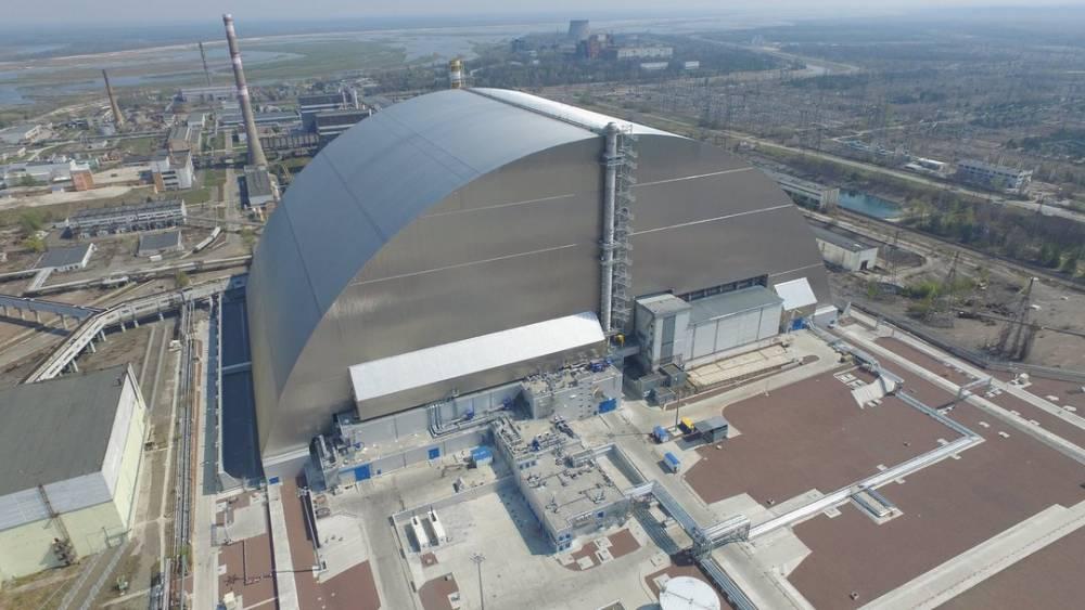 Счетная палата выявила неэффективный расход 700 млн гривен на Чернобыльскую АЭС