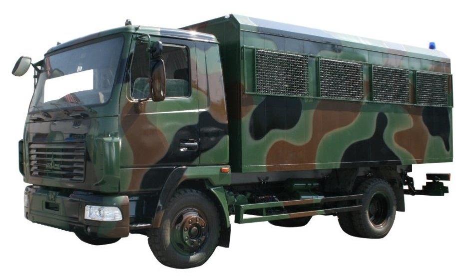 Нацгвардия закупила 25 грузовиков почти за 50 млн гривен