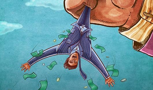 Николаевский налоговик с помощью активистов «давил» на бизнес ради взяток