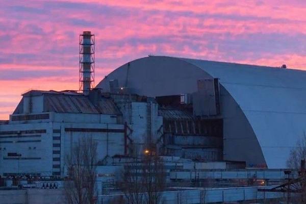 Открытка чернобыльской аэс, лет открытка