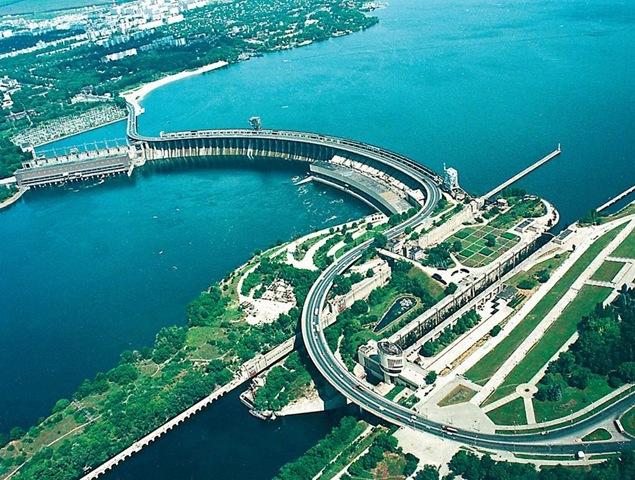 В Украине хотят продлить срок работы Днепровской ГЭС еще на 50 лет