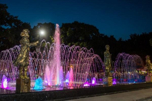 У Кернеса потратят 70 миллионов гривен на фонтан стоимостью в пять миллионов