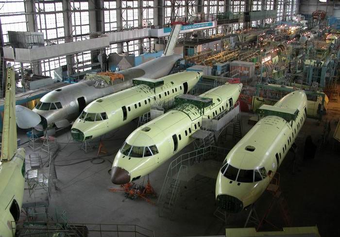 Бывший замдиректора Харьковского авиазавода застраховал имущество предприятия в фирме жены