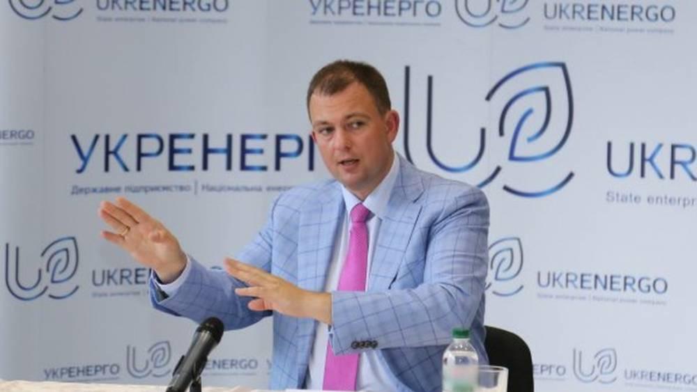 Глава «Укрэнерго» заявил, что его уже полгода шантажируют