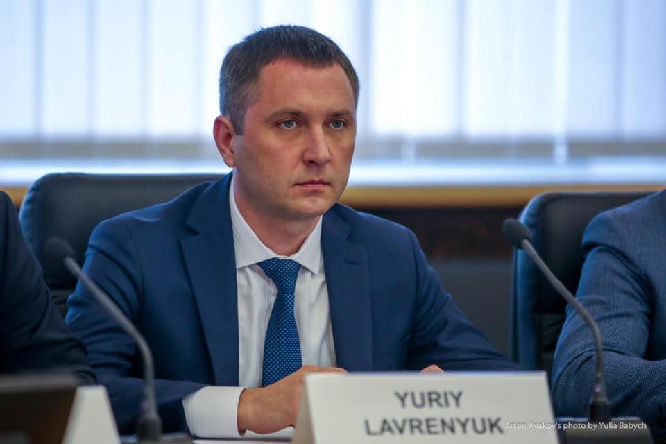 Экс-замминистра инфраструктуры Лавренюк накопил долгов на 8,5 млн гривен