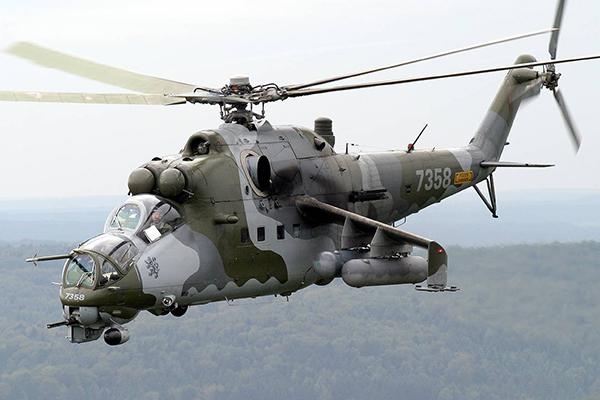 На Закарпатье задержали груз запчастей к военной авиатехнике