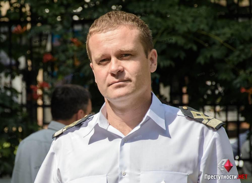 Министр инфраструктуры уволил директора Николаевского порта