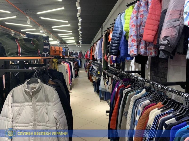 Контрабанда в Полтавской области: СБУ изъяла деньги и товары на 100 млн гривен
