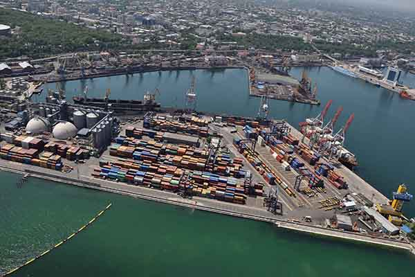 В ГБР расследуют махинации в Одесском порту