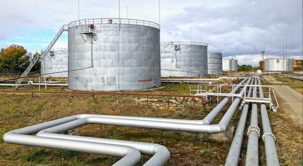 Херсонский нефтеперевалочный комплекс продали на аукционе