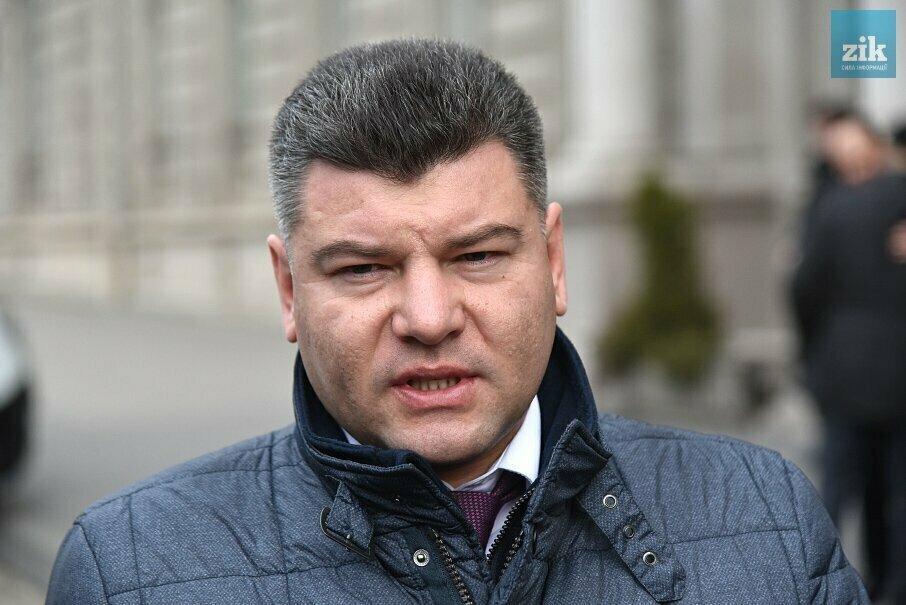 Ушел без отчета: Ноняк не подал декларацию перед увольнением из «Укртрансбезопасности»