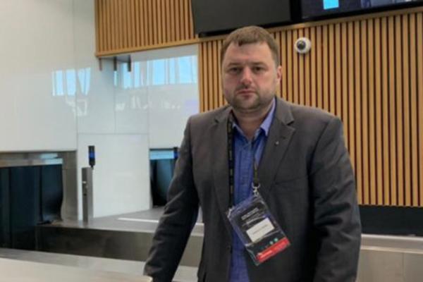Вице-мэра Днепра задержали в харьковском аэропорту