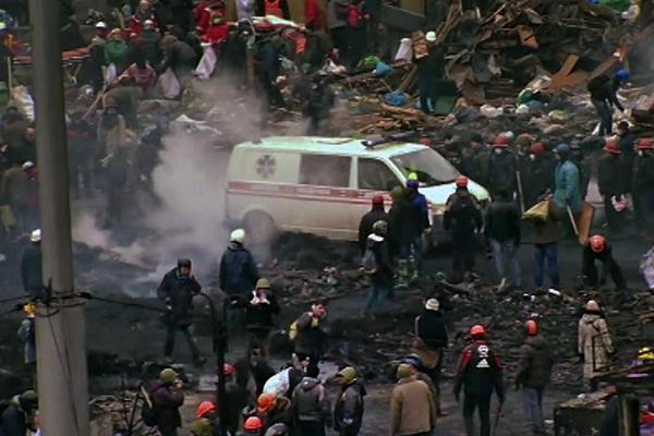 В Генпрокуратуре ищут материалы по делу об убийствах на Евромайдане