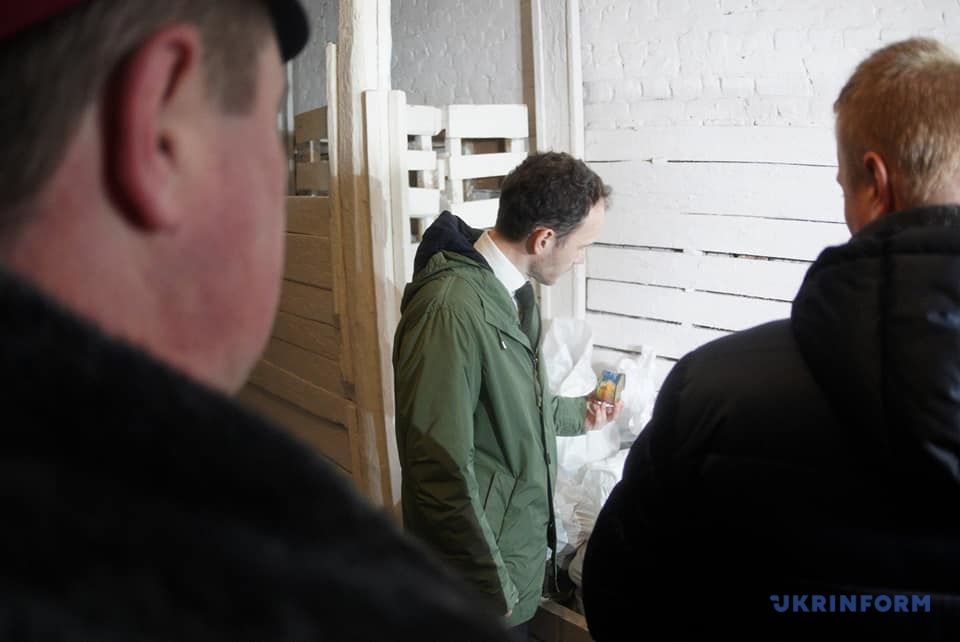 Замминистра юстиции хочет частные СИЗО в Украине