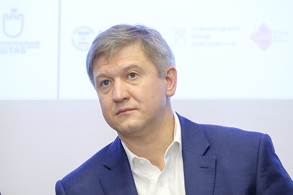 Экс-министр Данилюк правит декларации за прошлые годы, скрывая семью