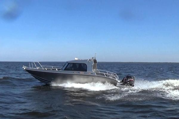 Морская администрация заказала фирме с территории «Кузницы» катера безопасности за 10 миллионов