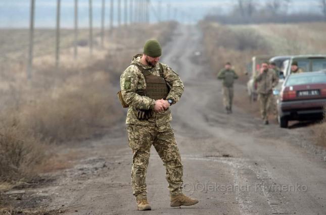 Командир горно-пехотной бригады подорвался на мине
