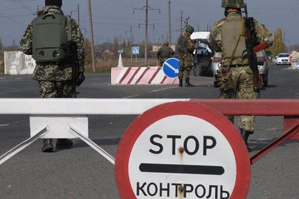 В Луганской области на блокпосту умер полицейский