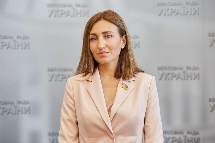 Нардеп Плачкова купила квартиру за 11 млн гривен