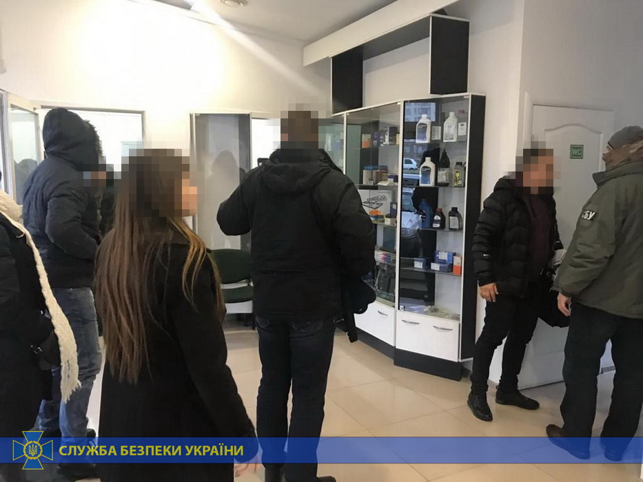 СБУ провела масштабную спецоперацию против таможенников западной Украины