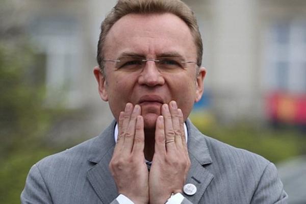 САП вручила мэру Львова подозрение в злоупотреблении властью