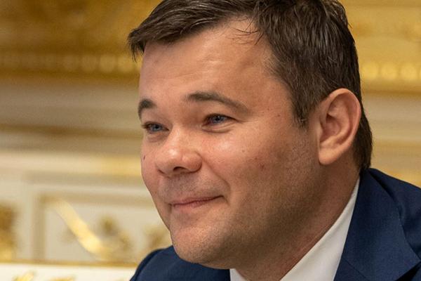 Должности Андрея Богдана хотят присвоить высокий и повышенный уровни коррупционных рисков