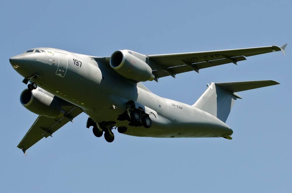 «Укроборонпром» поставит полиции Перу грузовые самолеты «Ан-178»
