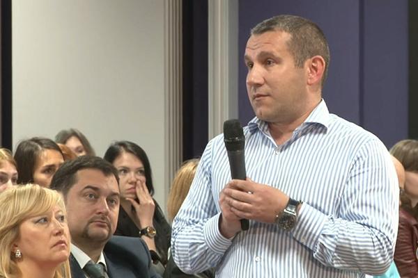 Киевский налоговик с коррупционным следом получил место в новой структуре ГНС