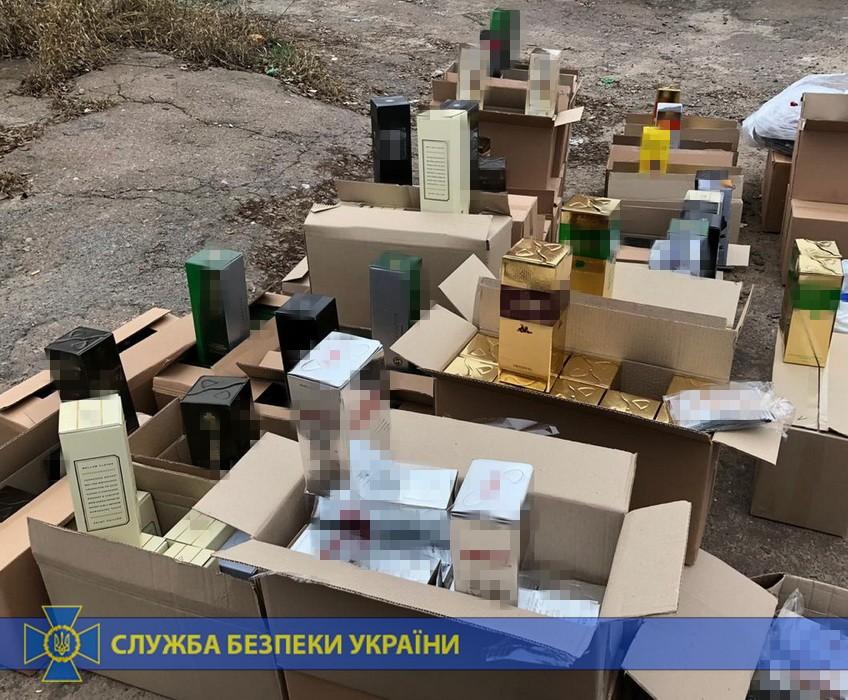 В Чернигове и Чугуеве закрыли подпольное производство алкоголя