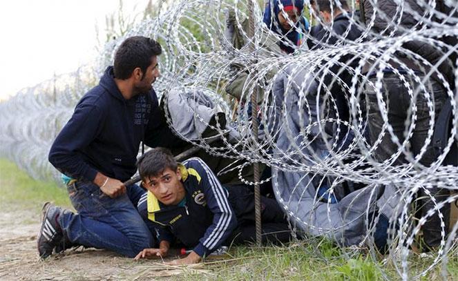В Харьковской области пограничники и таможенники помогали нелегалам попадать в Россию