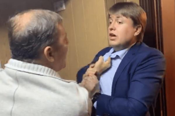 Ляшко грозит семь лет за нападение на Геруса: дело ушло в суд