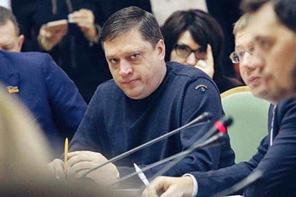 Иванисова исключают из фракции и партии «Слуга народа»