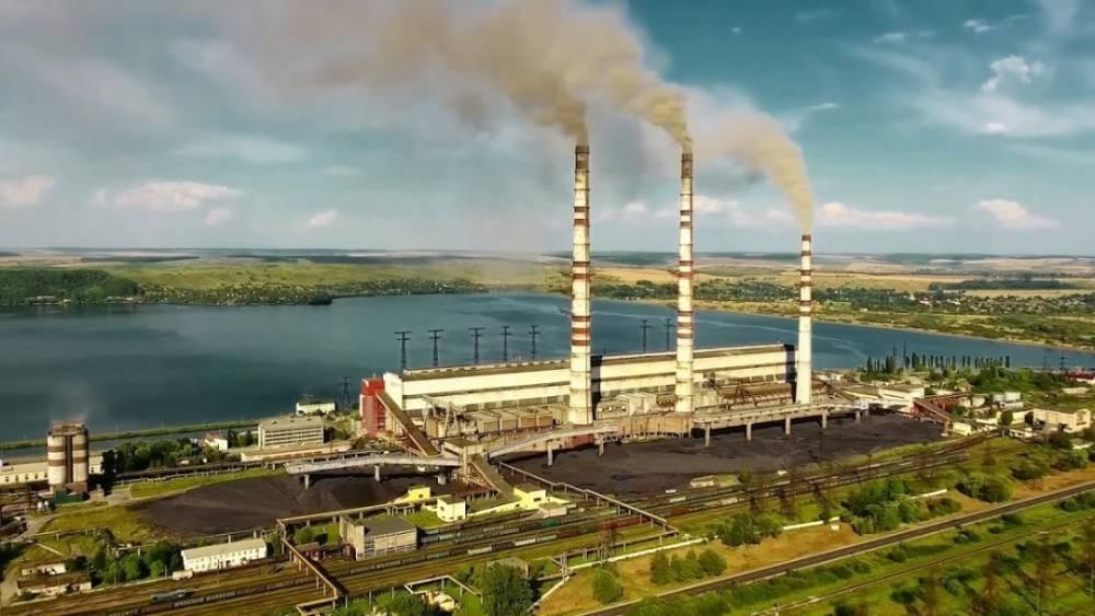 Ахметов временно отключил Буртышнскую ТЭС