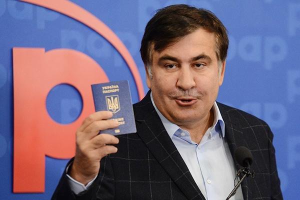 Суд окончательно отказался признавать незаконным выдворение Саакашвили из Украины