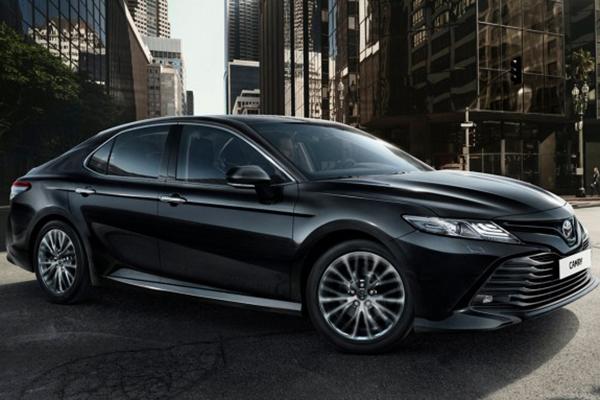 В ЦИК у экс-«регионала» накупили Toyota в топовой комплектации на 15 миллионов гривен