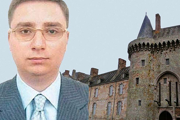 Суд отказался арестовывать замок во Франции «воскресшего» одесского бизнесмена