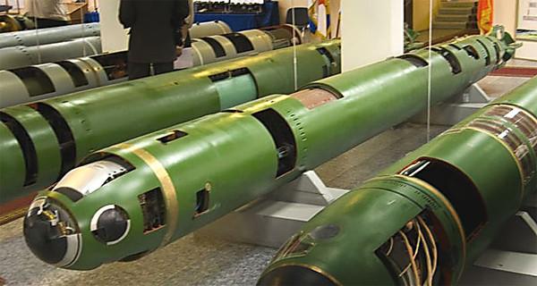 Очаковские моряки доверили ремонт торпед фирме, продающей вооружение в России