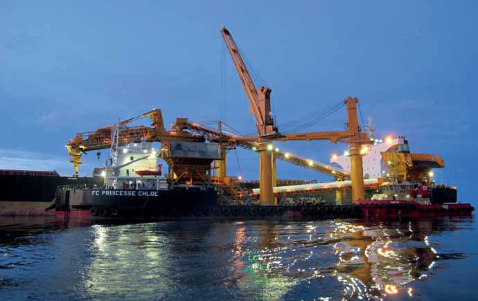 ArcelorMittal продала часть судоходного бизнеса